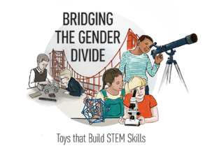 STEM: Bridging the gender divide logo