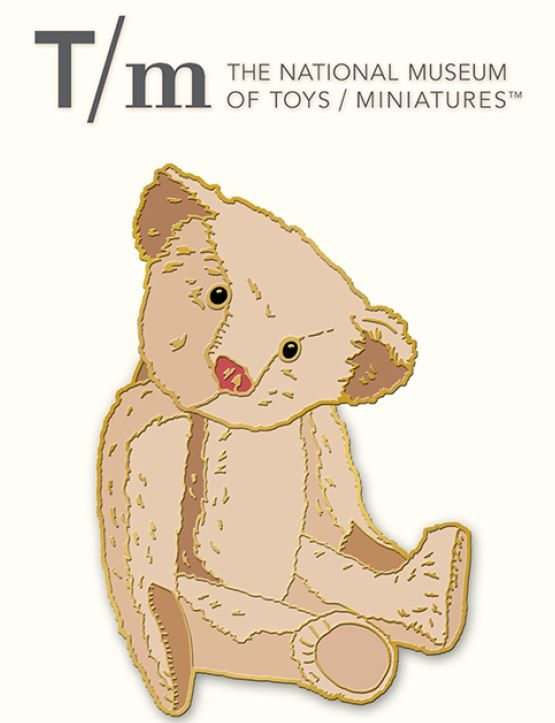 Teddy Bear Pin