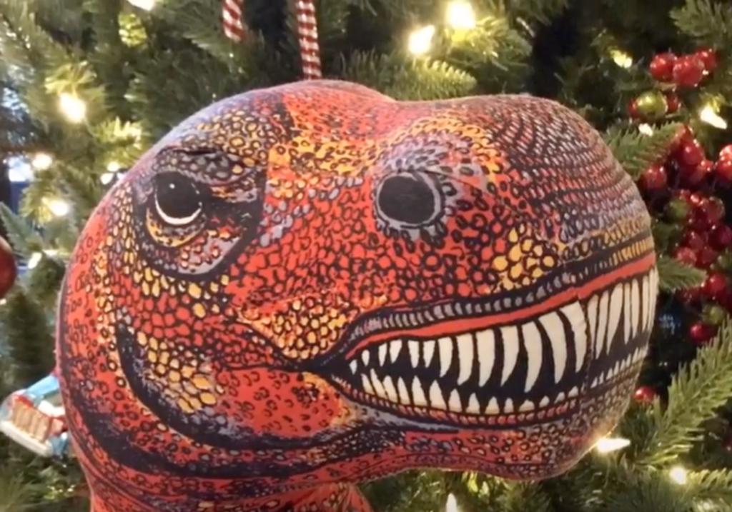 A Dinosaur Christmas