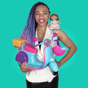 The Toy Coach Azhelle Wade